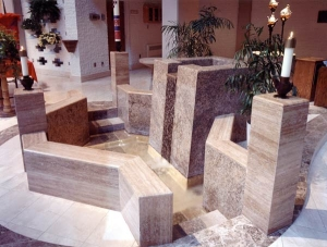 Baptismal Fonts