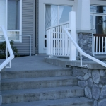 183 - railing - residencial - front porches