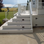 188 - railing on decks
