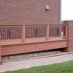32 - details - scrolls in railing