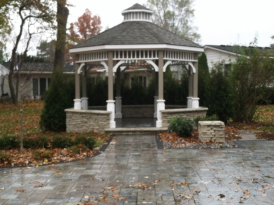 A Gazebo From The Ground Up
