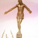 Bronze Processional Cross