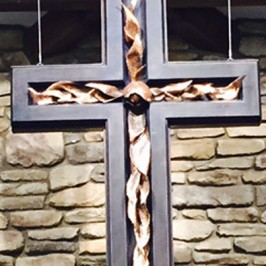 A Cross For Immanuel Lutheran Church