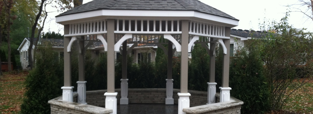 Gazebo From The Ground Up