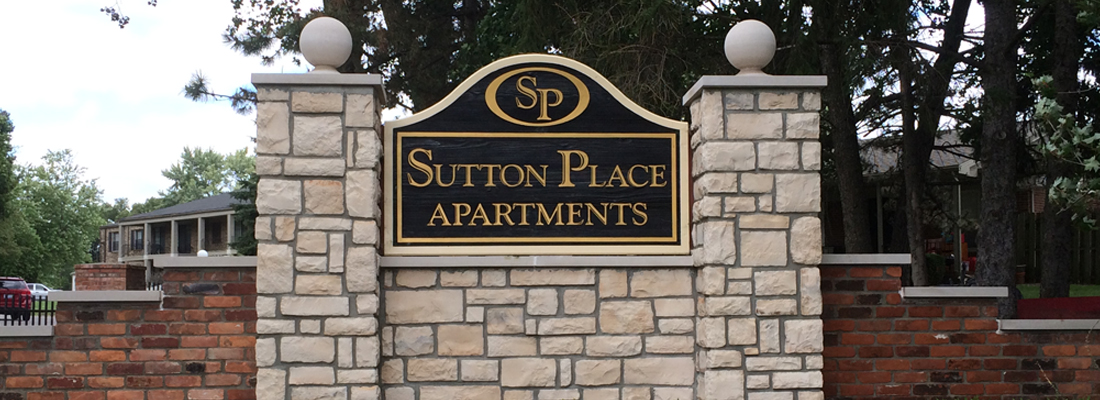 A Sign For Sutton Place